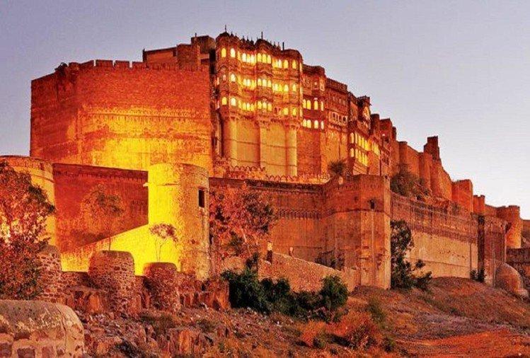 मेहरानगढ़ किला