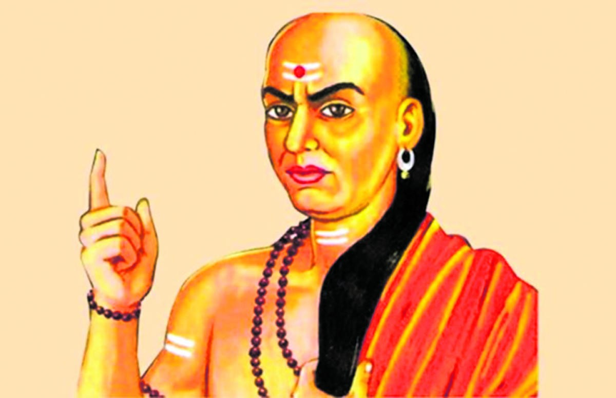 New book compiles well-known aphorisms of Chanakya   Deccan Herald