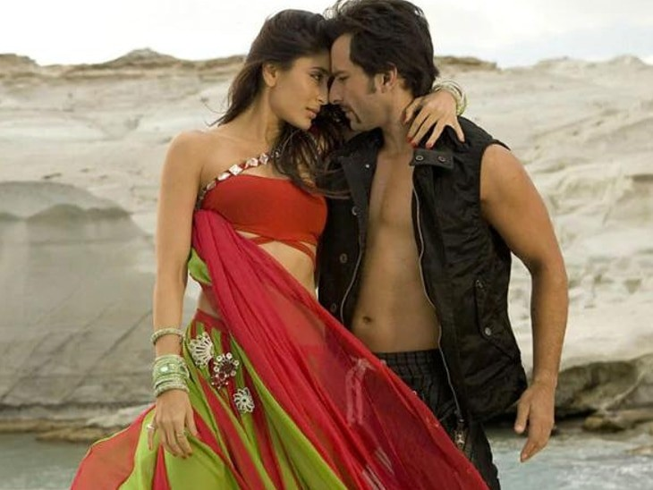 Kareena Kapoor's love life had changed completely during the shooting of these two film