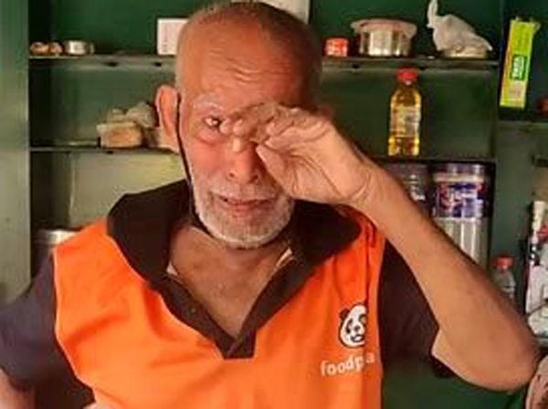 Baba Ka Dhaba Returns To Old Eatery After Restaurant Fails News In Hindi   Baba Ka Dhaba: बंद हुआ रेस्टोरेंट, बाबा फिर वहीं आए जहां से शुरू किया था - Trending   नवभारत टाइम्स