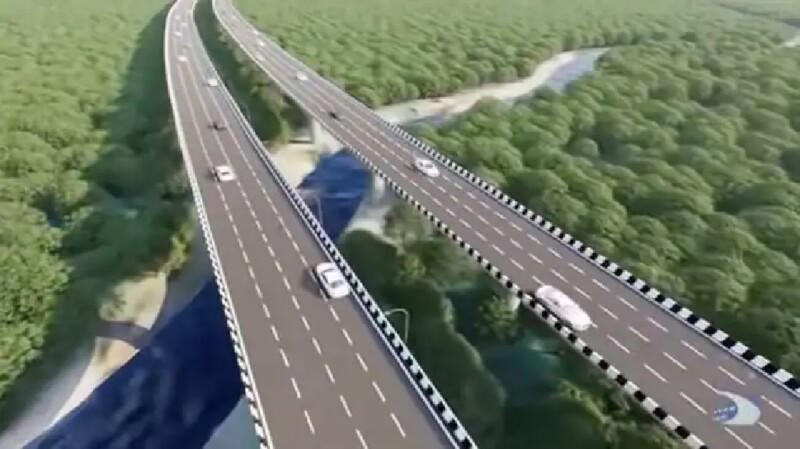 Delhi-Mumbai Expressway longest highway in country