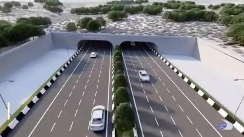 Delhi-Mumbai Expressway will complete by January 2023