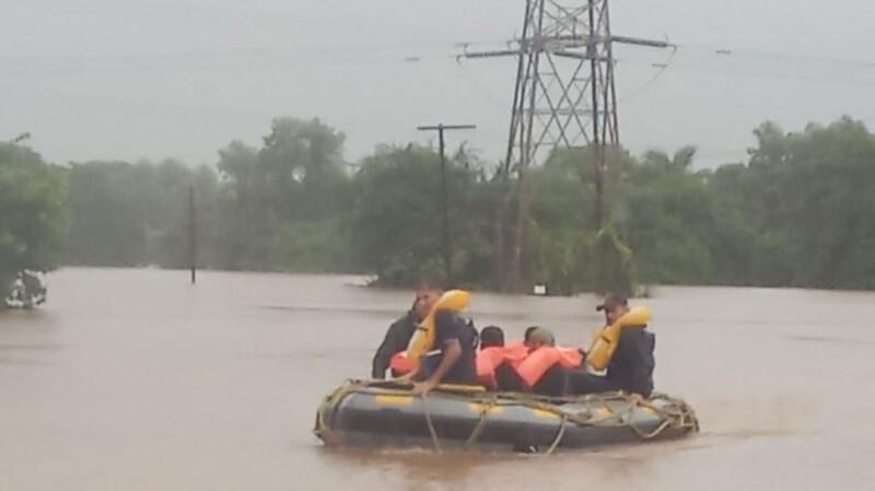 Seven Disaster relief teams active