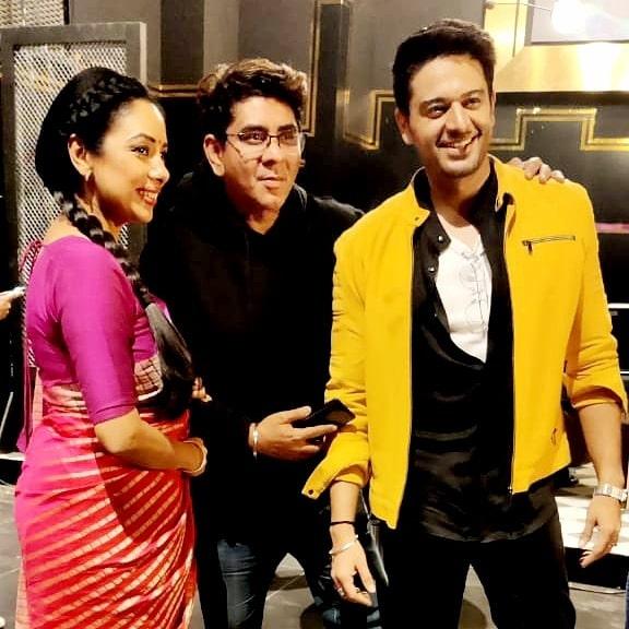 Anupama and vanraj friendship