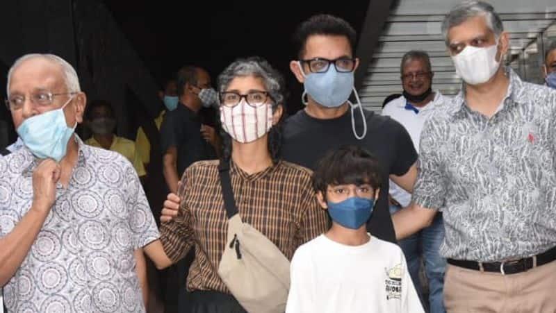 Aamir Khan ex wife Kiran Rao look changed beyond recognition after divorce