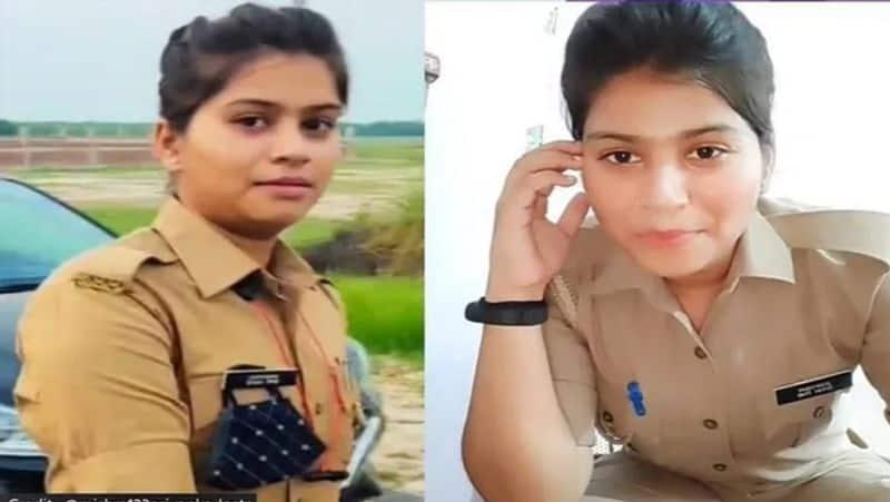 uttar pradesh police constable priyanka mishra got viral on social media, her resignation accepted